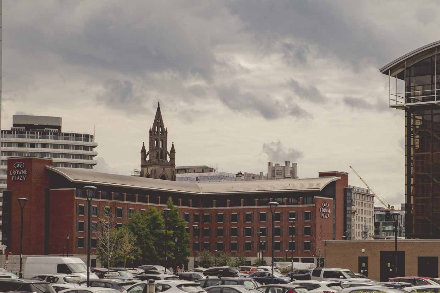 crowne plaza, liverpool, central